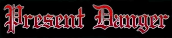 Present Danger - Logo