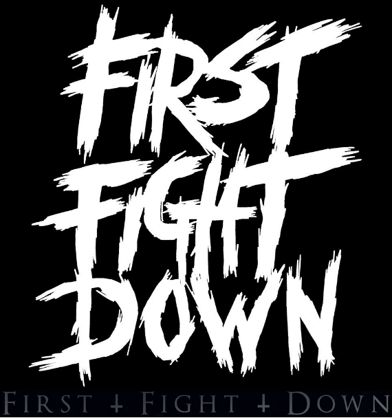 First Fight Down - Logo