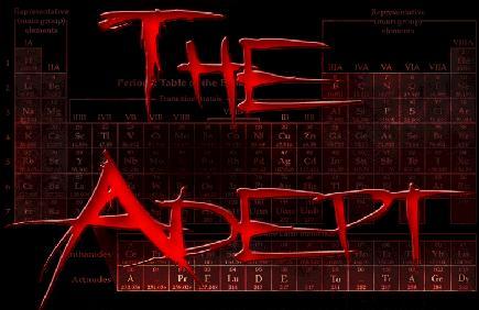 The Adept - Logo