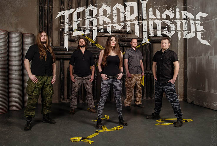 Terror Inside - Photo