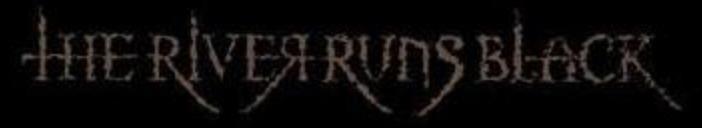 The River Runs Black - Logo