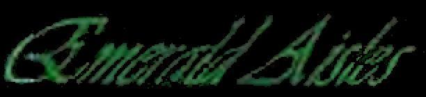 Emerald Aisles - Logo