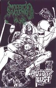 Morbid Savouring - Autopsy Lust