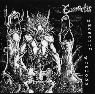 Exmortis - Necrotic Visions