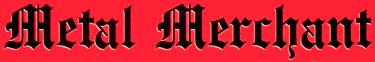 Metal Merchant - Logo