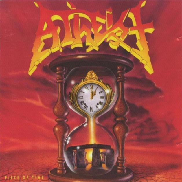 Atheist - Piece of Time