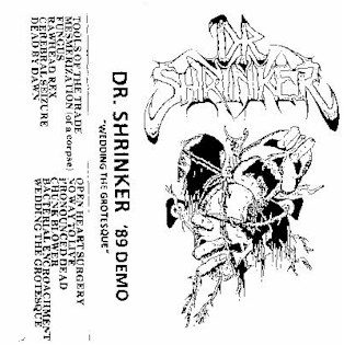 Dr. Shrinker - Wedding the Grotesque