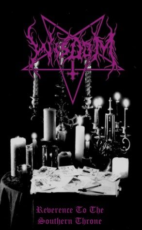 Wisdom - Reverence to the Southern Throne
