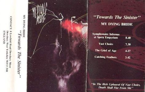 My Dying Bride - Towards the Sinister