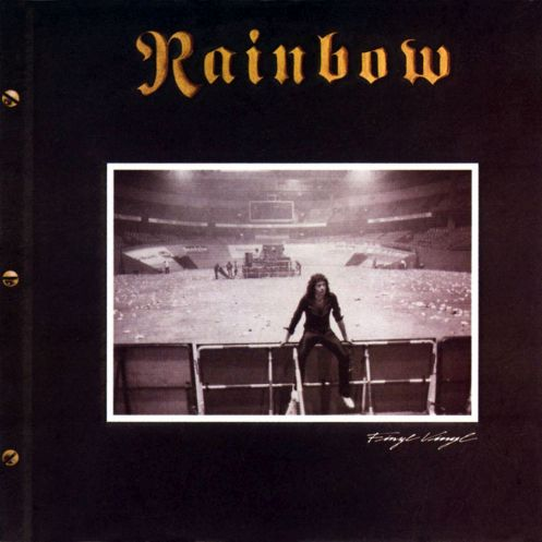 Rainbow - Finyl ...X Album Cover