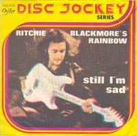 Rainbow - Still I'm Sad / The Temple of the King