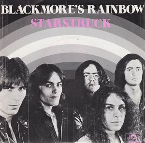 Rainbow - Starstruck / Run with the Wolf