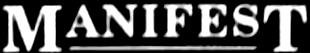 Manifest - Logo