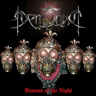 Demoniac - Demons of the Night