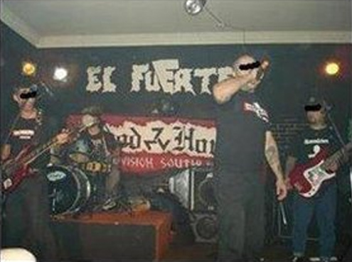 Barbarians - Photo