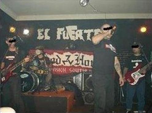 Barbarians - Photo