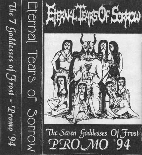 Eternal Tears of Sorrow - The Seven Goddesses of Frost