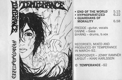 Temperance - Hypnoparatized