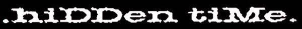 Hidden Time - Logo