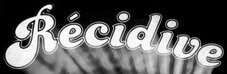 Récidive - Logo