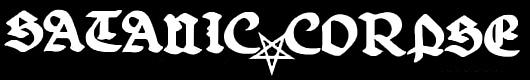 Satanic Corpse - Logo