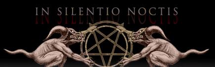 In Silentio Noctis - Logo