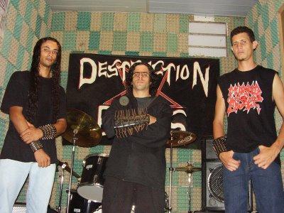 Destruction of Bodies - Photo