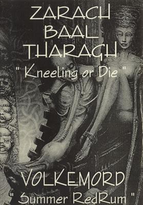 Zarach 'Baal' Tharagh / Volkemord - Zarach 'Baal' Tharagh / Volkemord