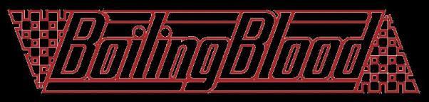 Boiling Blood - Logo