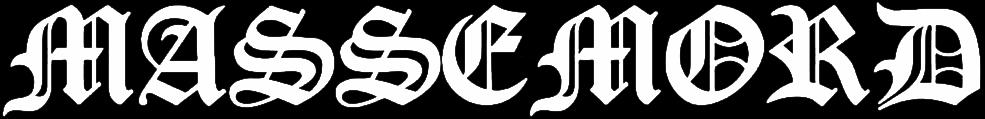 Massemord - Logo