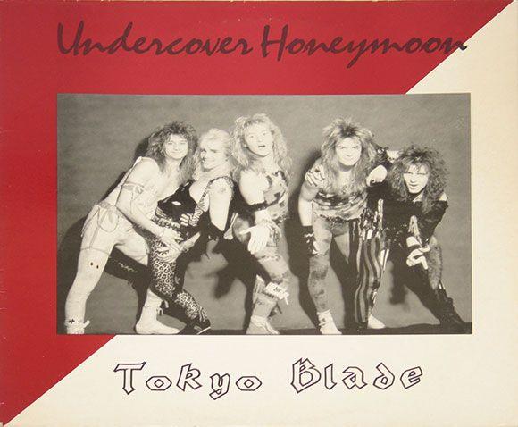 Tokyo Blade - Undercover Honeymoon