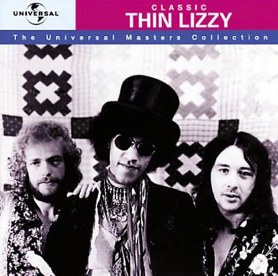 Thin Lizzy - Classic Thin Lizzy: The Universal Masters Collection