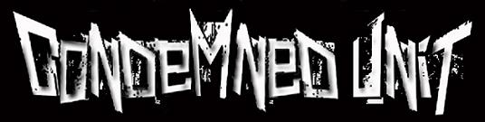 Condemned Unit - Logo