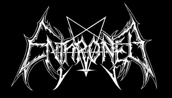 Enthroned - Logo