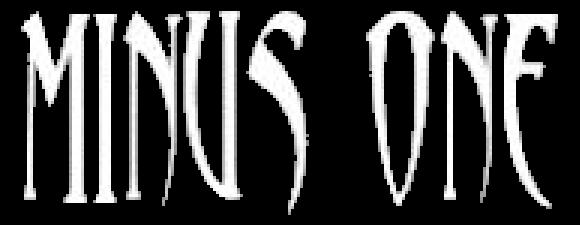 Minus One - Logo