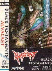 Alvacast - Black Testament