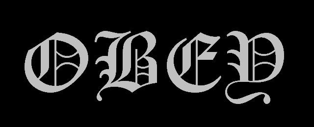 Obey - Logo