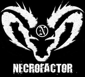 Necrofactor - Logo