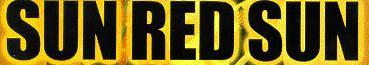 Sun Red Sun - Logo