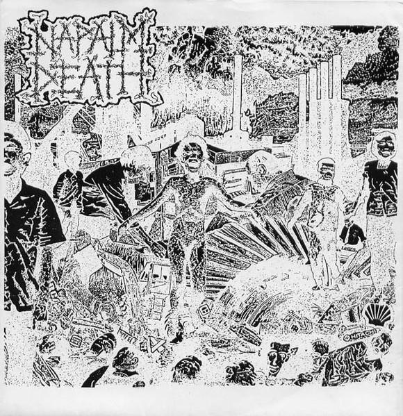 Napalm Death Live Ep Encyclopaedia Metallum The Metal
