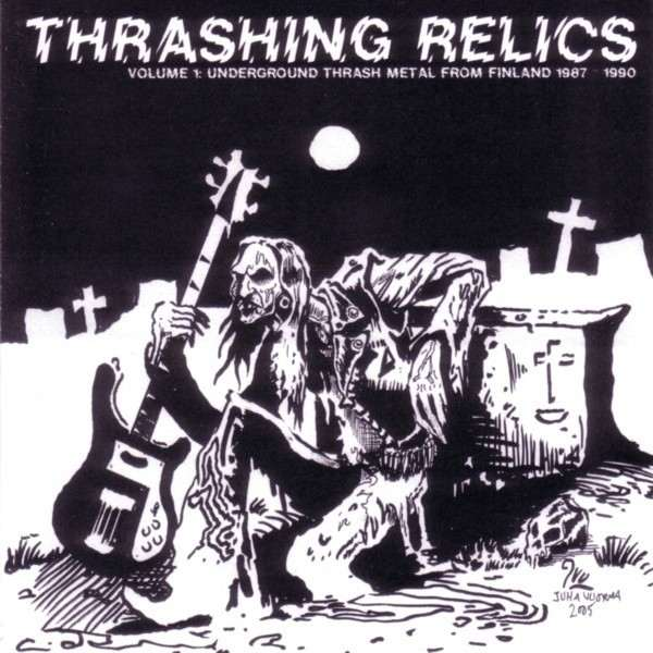 National Napalm Syndicate / Mengele / Morphosis / Lycantrophy - Thrashing Relics Vol. 1