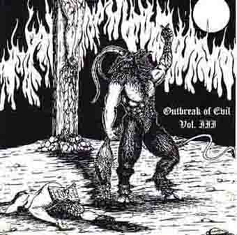 Gravewürm / Evil Angel / Nailgunner / Grippiud - Outbreak of Evil Vol. III