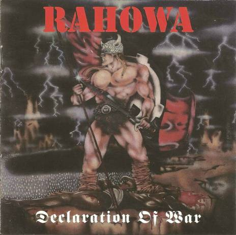 Rahowa - Declaration of War