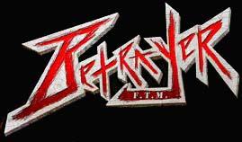 Betrayer F.T.M. - Logo