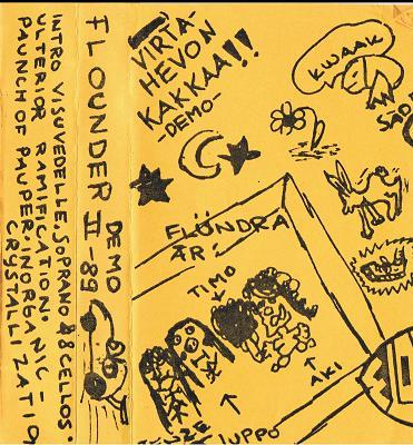 Flounder - Demo II -89
