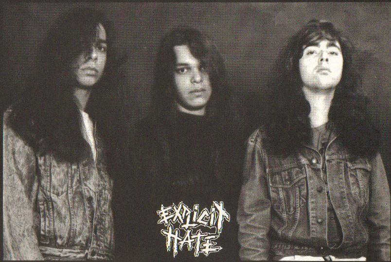 Explicit Hate - Photo
