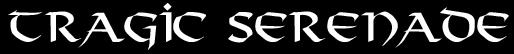 Tragic Serenade - Logo