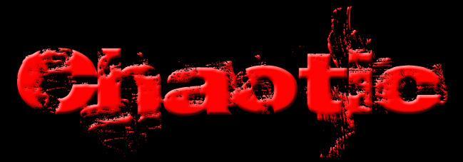 Chaotic - Logo