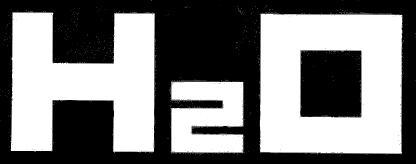 H₂O - Logo