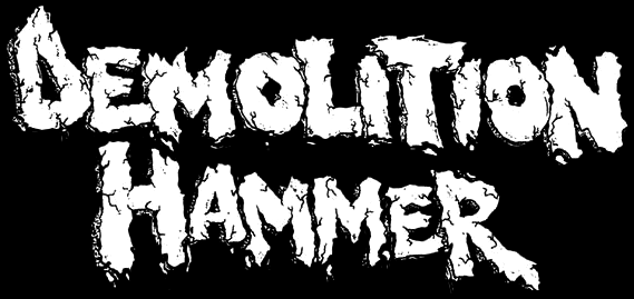 Demolition Hammer - Logo